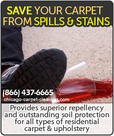 Chicago carpet & upholstery steam cleaning Illinois