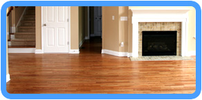 waxing hardwood floors