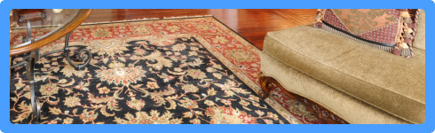 antique rugs care